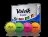 Volvik Crystal世界第一彩球品牌3-piece Premium ( 12顆/盒 )